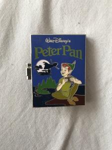 Peter Pan - Pop Up Book pin