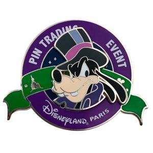 Goofy - Phantom Manor pin trading event pin