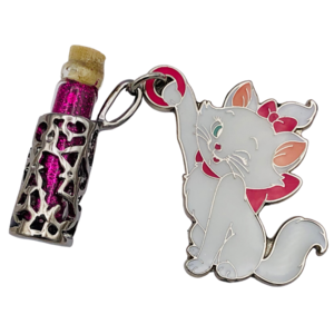 Marie - Vial of Pixie Dust pin