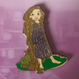 Rapunzel - Animators  pin