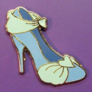 Cinderella - Princess Shoes pin