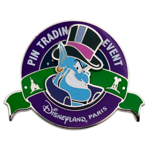 Genie - Phantom Manor pin trading event pin