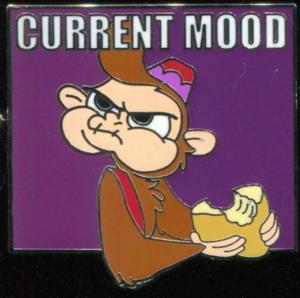 Abu Hangry - Current Mood pin