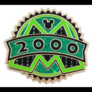 Mickey M 2000 pin