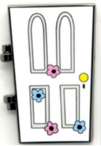 Boo's Door - 3D Re-Release pin