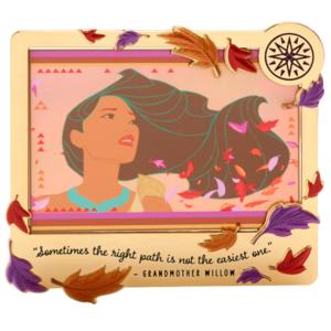 Disney Store Pocahontas Jumbo Pin pin