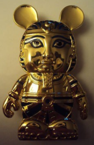 Pharaoh - Jumbo Vinylmation Urban 7 pin
