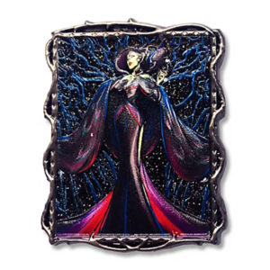 Maleficent Midnight Masquerade portrait   pin