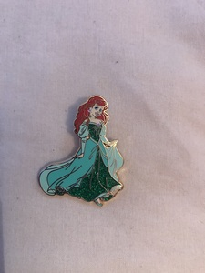 DLP - Ariel Glitter Dress  pin