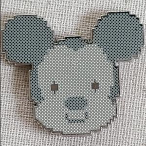 Mickey Cross Stitch pin
