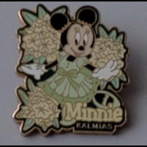Minnie's Bouquet Kalmias pin