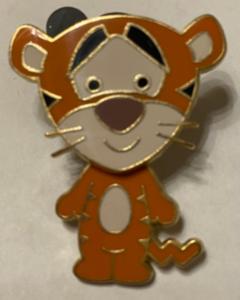 Spring head Tigger pin