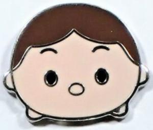 Han Solo - Myster Tsum Tsum pin