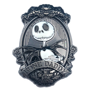 Bone Daddy crest pin
