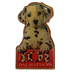 Disney Store Movie Promo - 101 Dalmatians pin