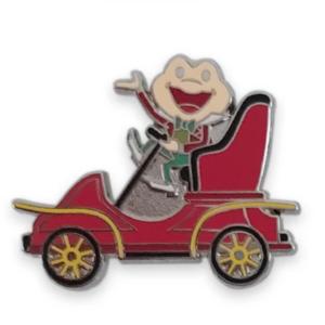 J. Thaddeus Toad - Disney Parks Mystery Pin Set by Jerrod Maruyama pin