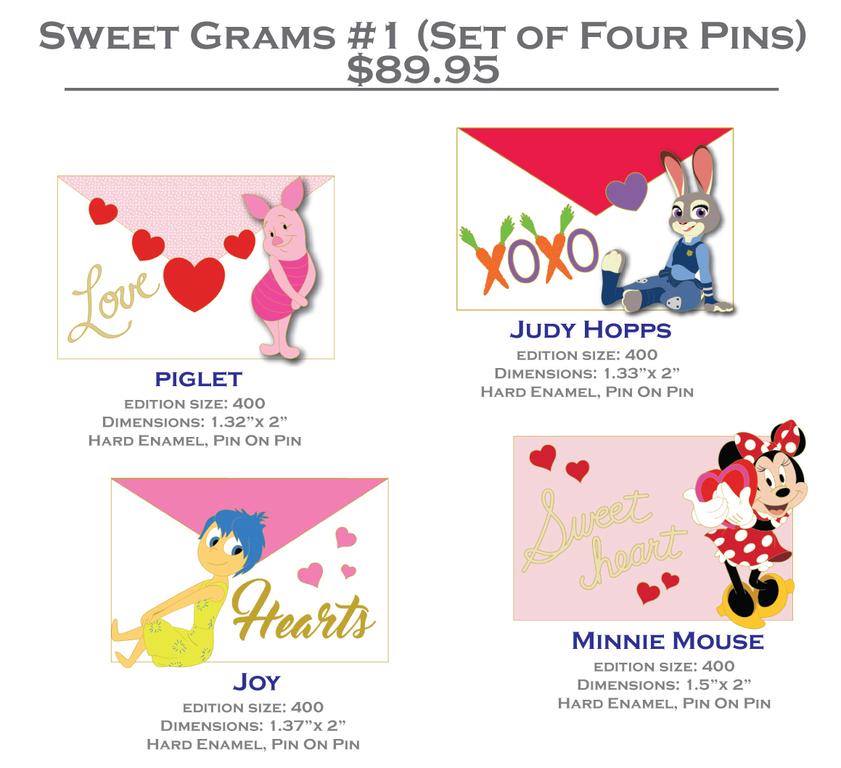 Sweet Grams #1 set