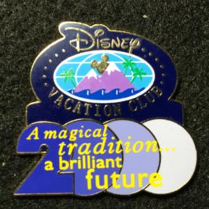 DVC 2000 Logo pin