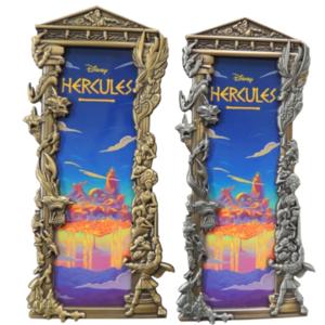 Hercules - Framed Harman - Artland  pin