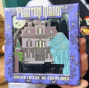 Phantom Manor Jumbo pin
