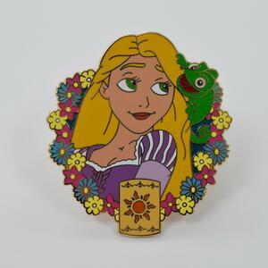 Rapunzel Fantasy Pin pin