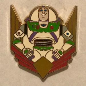 Hollywood Studios 2016 Booster Set - (Buzz) Toy Story Midway Mania pin