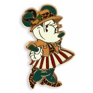 Jungle Cruise Minnie pin
