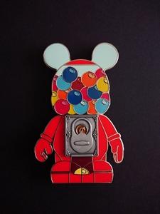 Gumball - Jumbo Vinylmation Urban 6 pin