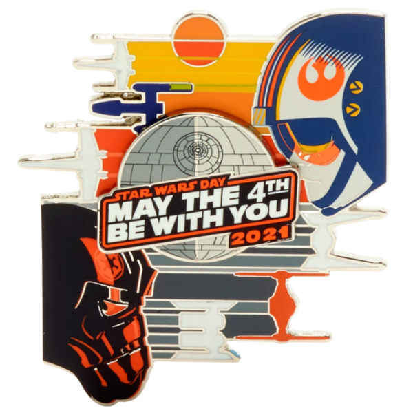 Star Wars Day 2021 pin