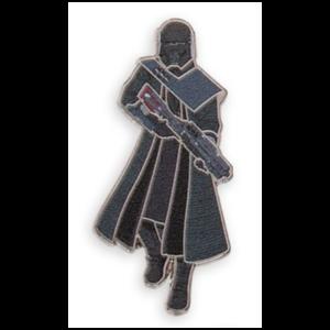 Kuruk Knights of Ren pin