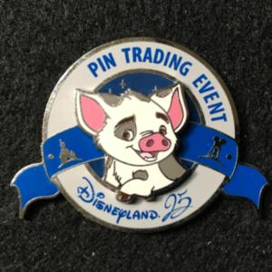 DLP Pin Trading Event 25th Anniversary Pua pin