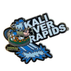 Kali River Rapids Slider pin