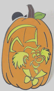 Mad Hatter Mystery Halloween 2019 pin