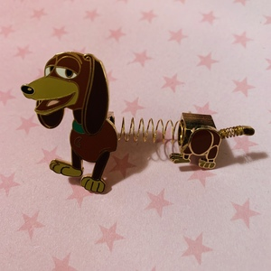 DLP - Slinky Dog pin