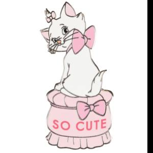 Marie so cute cushion pin