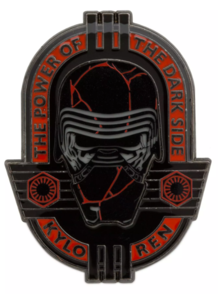 Kylo Ren - The Power Of The Dark Side pin