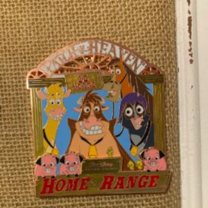 Patch of heaven Jumbo pin