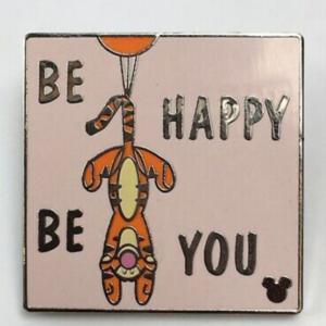 Be Happy - Hidden Mickey pin
