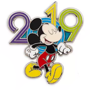 Mickey Mouse 2019 Strolling pin