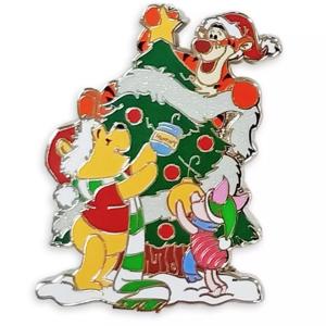 Winnie the Pooh and Pals Holiday pin  pin