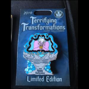 Ursula Terrifying Transformations  pin