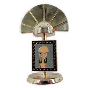Kuzco headdress stand pin