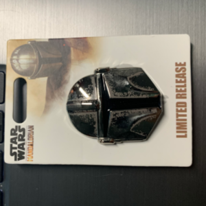 Star Wars The Mandalorian pin
