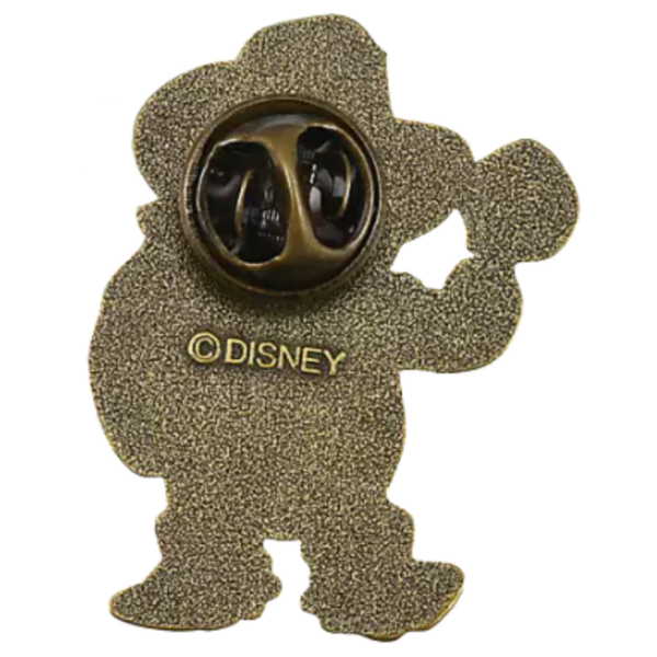 Winnie the Pooh - Paw and Order pin