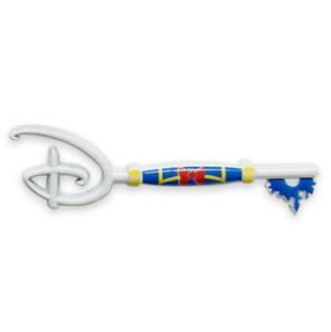 Disney Store Mystery Key - Donald pin