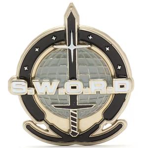 Disney Store S.W.O.R.D Pin: WandaVision pin