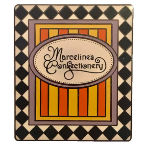 DLR - Marceline's Confectionery - First Anniversary Commemorative pin