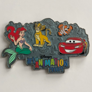 Art of Animation Resort  pin