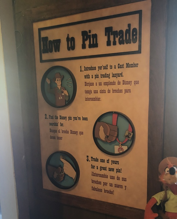 Pin trading guide in Frontier Trading Post