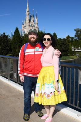 Pin Trader Club in Walt Disney World